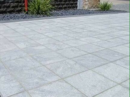 $16 per sqm north to south brick paving