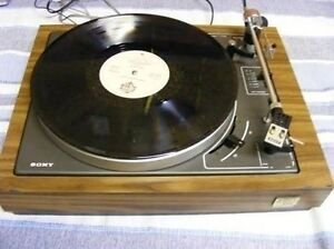 CLASSIC VINTAGE SONY TURNTABLE Athelstone Campbelltown Area Preview