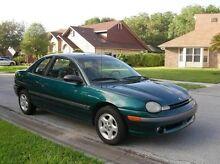 1998 Chrysler Neon Sedan Tweed Heads 2485 Tweed Heads Area Preview