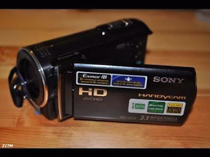 Sony HDR-CX110E - $80 -realistic selling price Fisher Weston Creek Preview