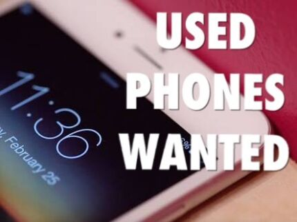 Top cash for used iPhone 6s / 6s plus / Samsung Galaxy s6 HTC Calamvale Brisbane South West Preview