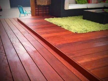 Jarrah floorboards reclaimed new decking & flooring hardwood timber Malaga Swan Area Preview