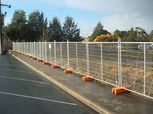Brand New Fencing Panels Concrete filled blocks and clamps Greenacre Bankstown Area Preview