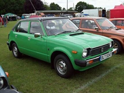 WANTED 1978 (or there-abouts) Honda Civic Hondamatic Croydon North Maroondah Area Preview