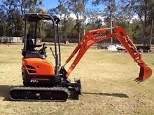 Excavations and landscaping Quakers Hill Blacktown Area Preview