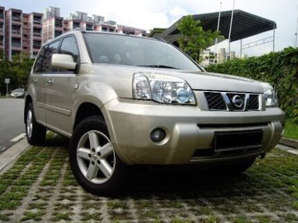 2004 Nissan X-Trail Ti manual 4x4 Windsor Brisbane North East Preview