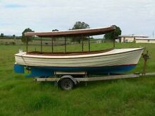 Wanted Timber open boat - between 10ft to 13ft (under 4mts) Connells Point Kogarah Area Preview