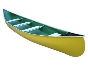 20ft Rosco Touring Canoe - With Honda Outboard Gloucester Gloucester Area Preview