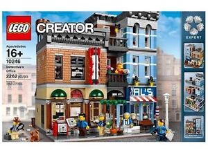 Brand new Lego 10246 detective's office Harrison Gungahlin Area Preview
