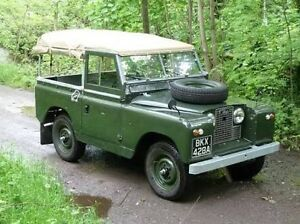 WANTED OLD LAND ROVER. SERIES 1 or 2 Horsham Horsham Area Preview