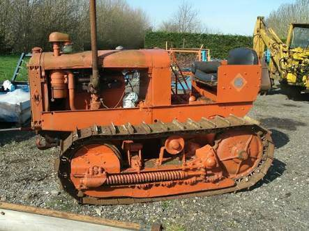 Old Dozers And Crawlers Wanted Farming Equipment