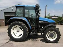 New Holland TS90 Tractor Renmark Renmark Paringa Preview