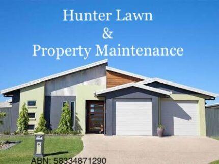 Lawn & Property Maintenance