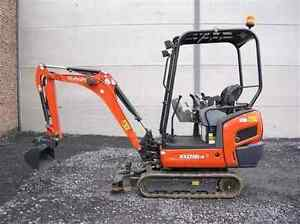 WANTED - Small Excavator suitable for farm use Maffra Wellington Area Preview