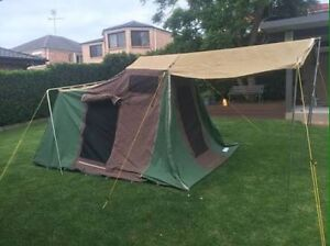 Wyndham 8 man tent Trinity Beach Cairns City Preview