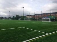 Friendly 7/8-a-side football at David Ross Sports Centre every Sunday. New players needed!