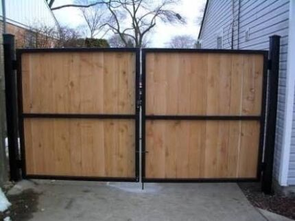 AGGY Gates - Design, Fabrication & Installation