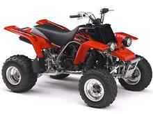 Wanted Yamaha Banshee Plastics Karrinyup Stirling Area Preview