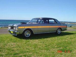 1970 Ford Falcon Sedan East Wagga Wagga Wagga Wagga City Preview
