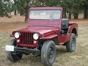 Wanted, Willys Jeep, MB, CJ3 Pickups, Wagon, anything sidevalve Lilydale Yarra Ranges Preview
