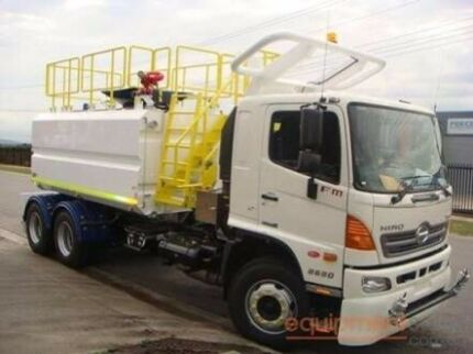 Water Truck Hire - Civil / Mining - All areas QLD