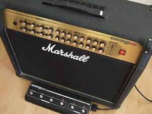 WANTED - AVT model combo MARSHALL amp Oxenford Gold Coast North Preview