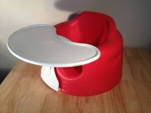 Red bumbo and tray table Claremont Nedlands Area Preview