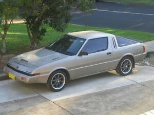 1983 Mitsubishi Starion Lethbridge Golden Plains Preview