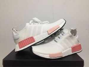 Adidas  NMD R1 white rose / Icey pink Perth Perth City Area Preview
