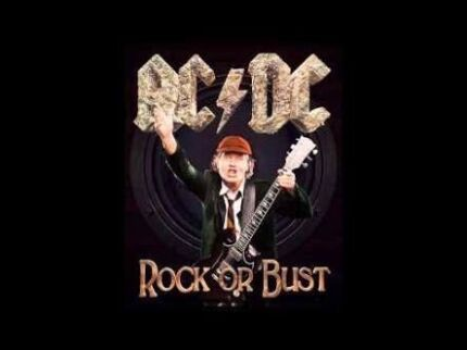 Wanting 2X AC/DC tickets for Brisbane 14/10/2015 Burleigh Heads Gold Coast South Preview