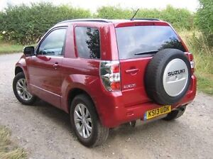 Looking for Suzuki Grand Vitara 3 door Farrar Palmerston Area Preview