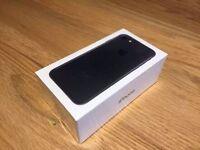 Iphone 7 256GB Matte Brand New LOCKED To EE UK