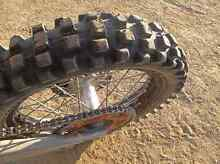 "Wtb 19"" tyres for dirtbike Breadalbane Northern Midlands Preview"