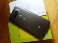 LG G5 UNLOCKED BRAND NEW CONDITION WARRANTY
