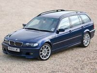 Wanted : BMW E46 Touring 320d or 330d