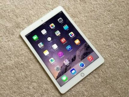 iPad Air 2 128gb Wifi + Cell Gold in Perfect Condition