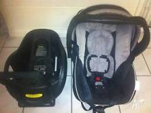 Steelcraft cruiser pram and capsule combination Redcliffe Redcliffe Area Preview