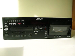 AMIS 120pf and 2x DENON DN-T625 CD Cassette Player Recorder Erskineville Inner Sydney Preview