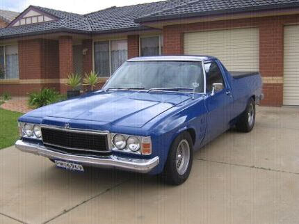WANTED: HZ, HJ, HQ Ute Mill Park Whittlesea Area Preview