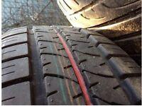 Firestone Firehawk 700 Size 205/65/R15 94v Wheel & Tyre