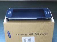 BRAND NEW BOX SAMSUNG GALAXY Ace3 & WARRANTY