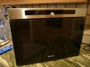 Miele bench top steam oven DG1050 excellent condition Epping Ryde Area Preview