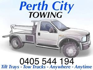 24/7 Accident & Breakdown Towing  PERTH CITY TOWING Perth Perth City Area Preview