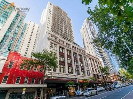 GIRL WANTED- CBD APARTMENT- AVAILABLE NOW