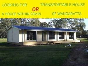 Looking for either transportable home or house to purchase wanted Wangaratta Wangaratta Area Preview