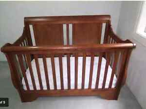 BRUIN cot and toddler bed Glengowrie Marion Area Preview