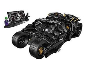 Lego Batman Tumbler Lego Kit - Assembled but immaculate Ethelton Port Adelaide Area Preview