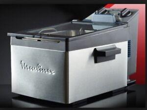 Moulinex Expert Stainless Steel Extra-large 4.5 Liter Deep Fryer