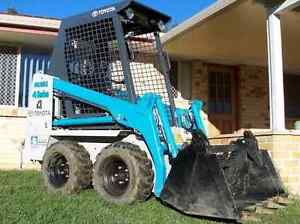 Mini bobcat hire Clyde Casey Area Preview