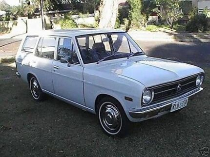 Wanted- Datsun 1200 Wagon